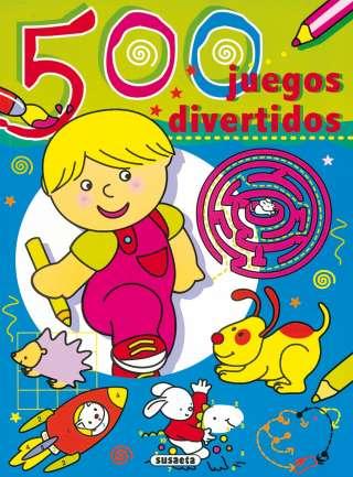 500 Juegos divertidos nº 1