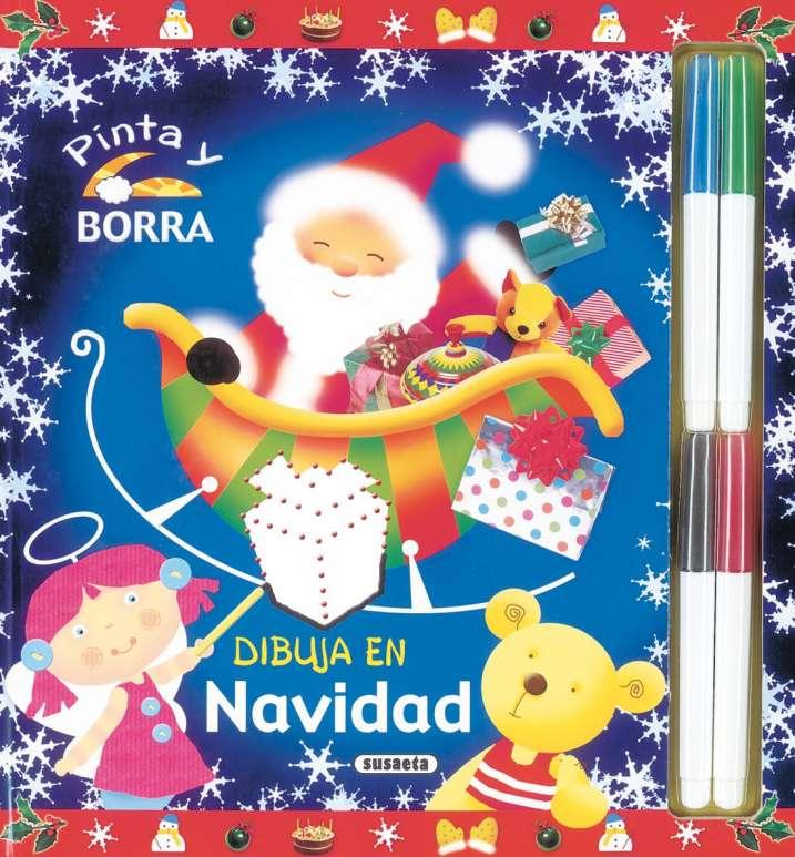 Dibuja en Navidad