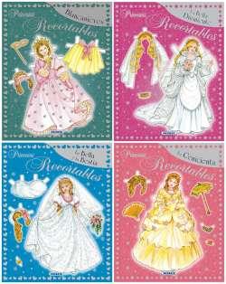 Princesas recortables (4...