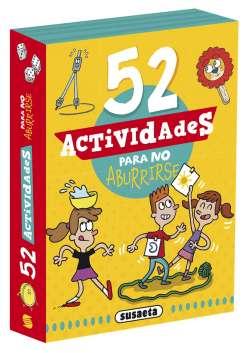 52 actividades para no...