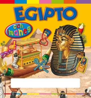 Egipto con imanes