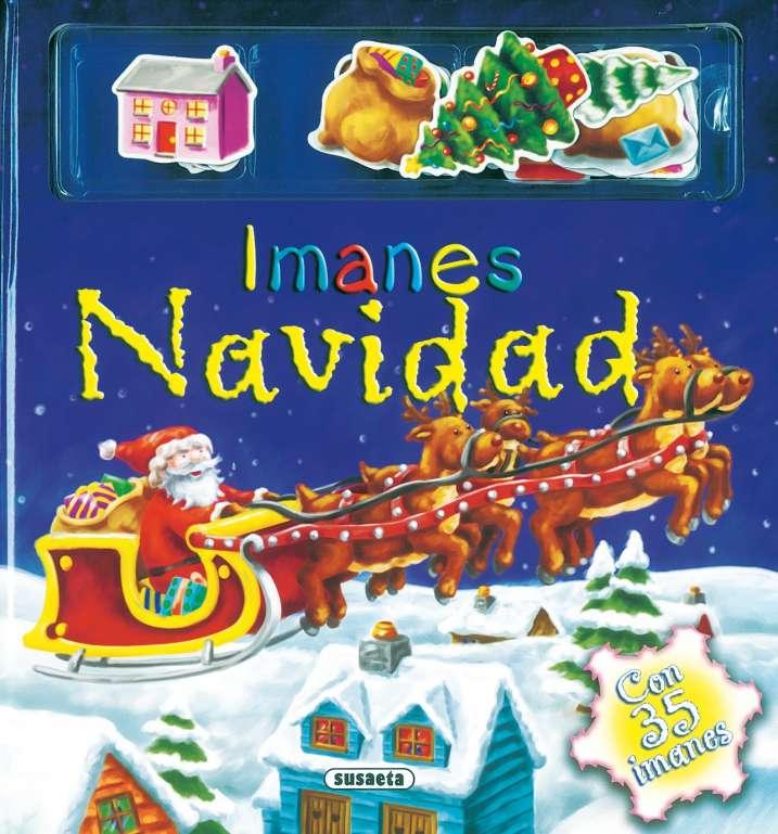 Imanes de Navidad