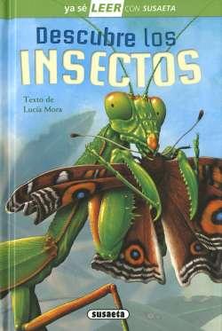 Descubre los insectos
