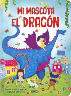 Mi mascota el dragón