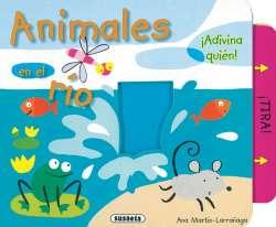 Animales en el río