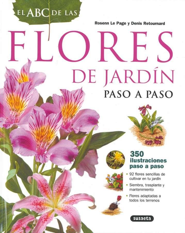 El ABC de las flores de jardín | Editorial Susaeta - Venta de libros ...