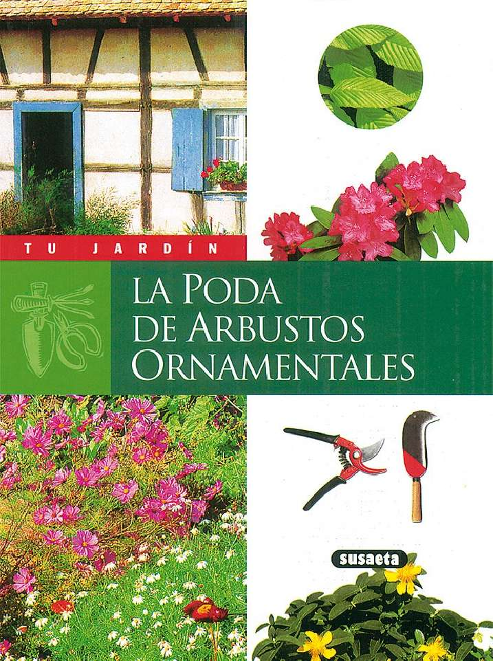 Poda de arbustos ornamentales