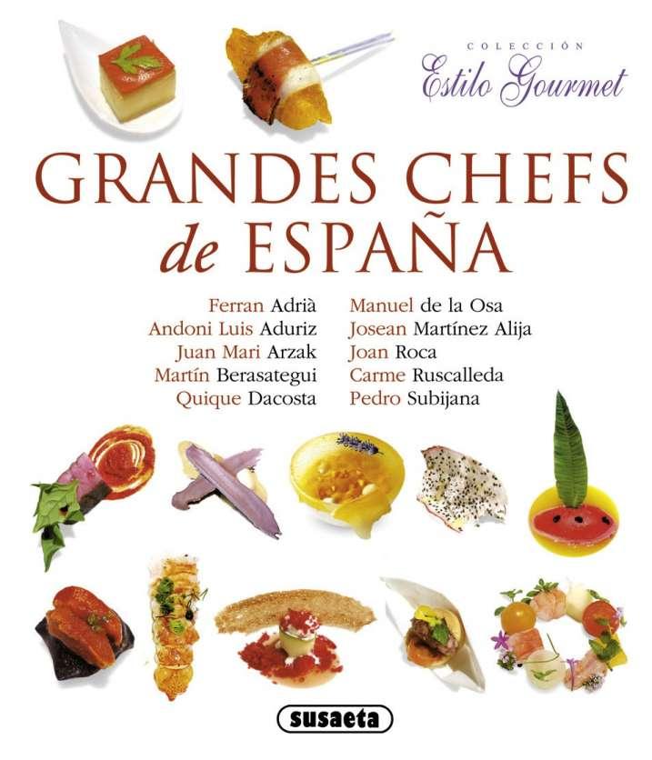 Grandes chefs de España