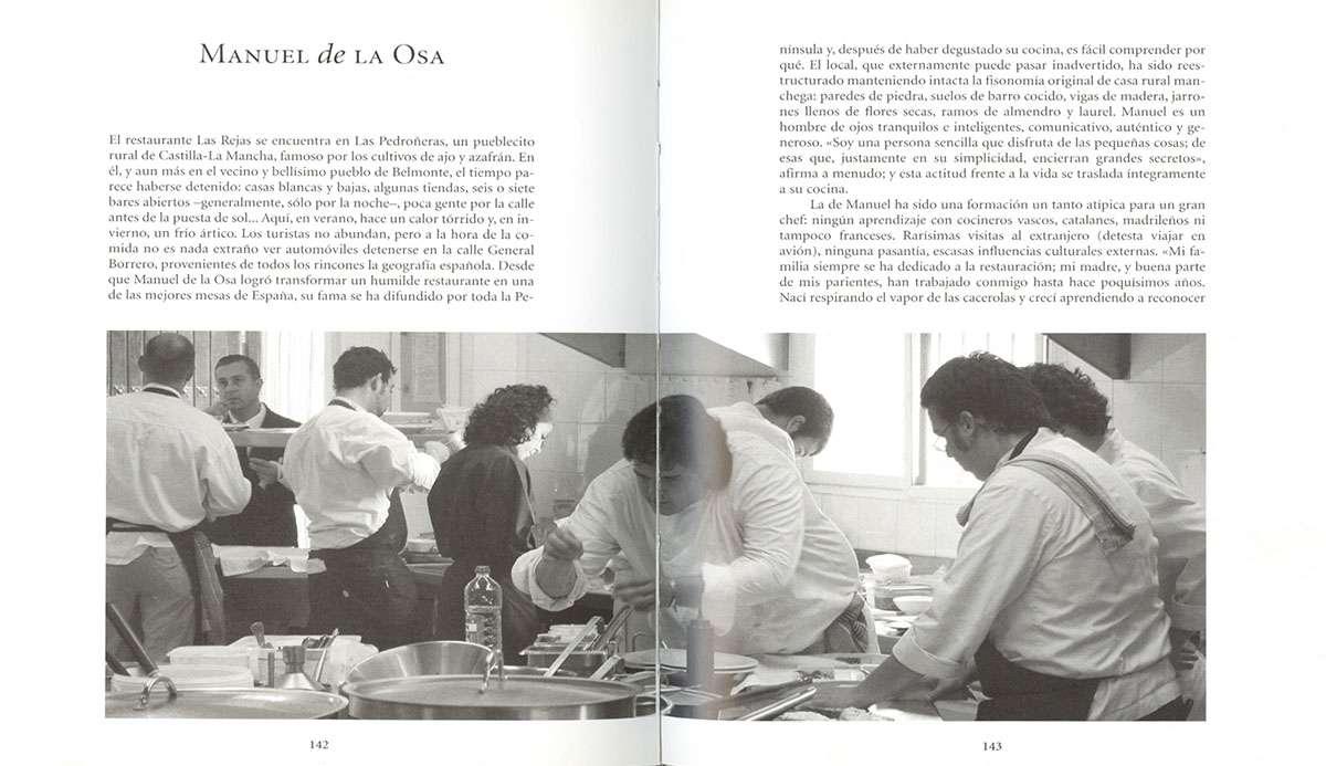 Grandes chefs de España | Editorial Susaeta - Venta de