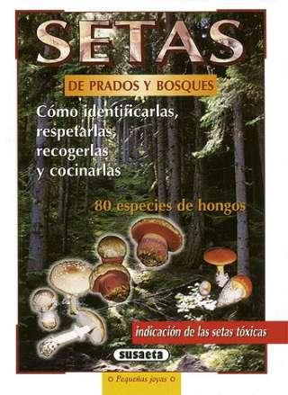 Setas de prados y bosques