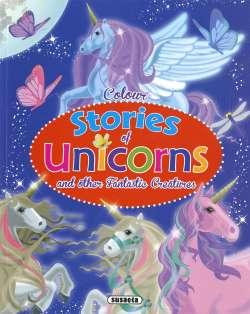Colour stories of unicorns...