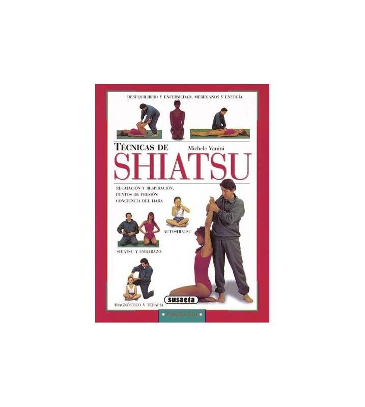 Técnicas de Shiatsu