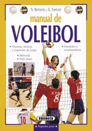 Manual de voleibol