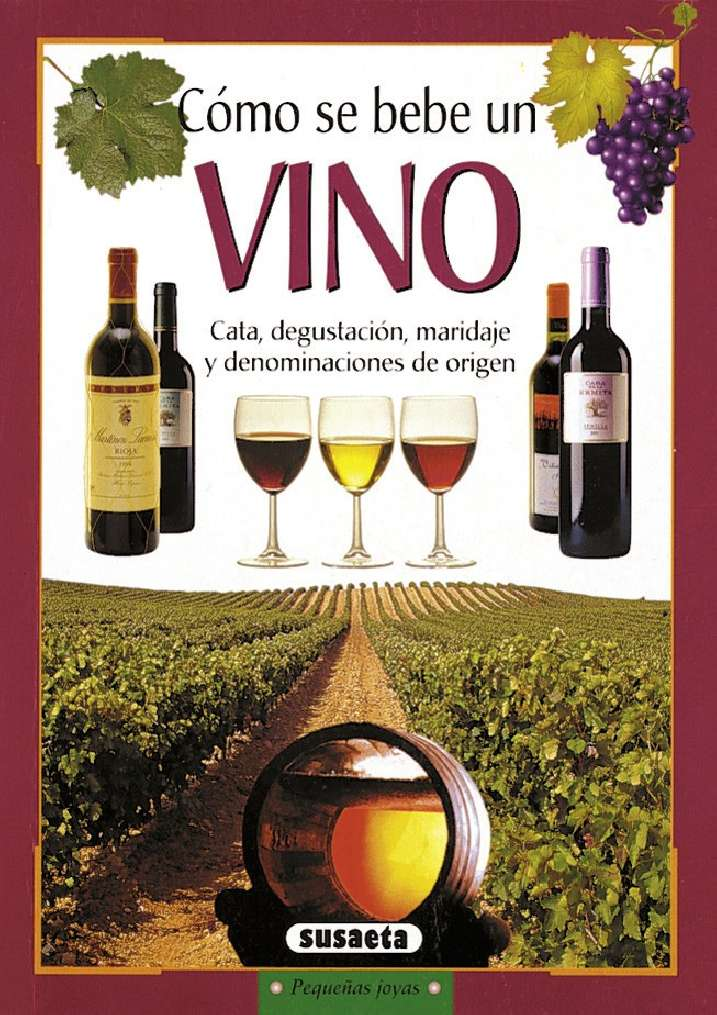 Cómo se bebe un vino