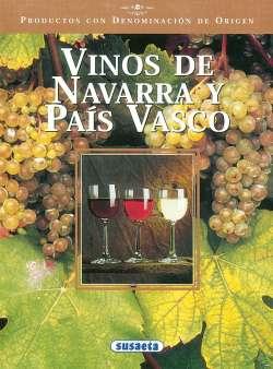 Vinos de Navarra y País Vasco