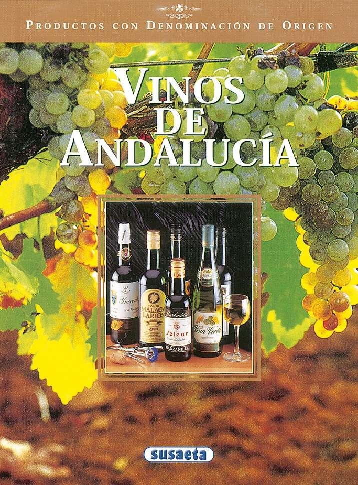 Vinos de Andalucía