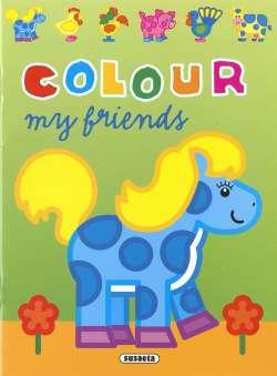 Colour my friend