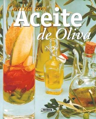 Cocina con aceite de oliva