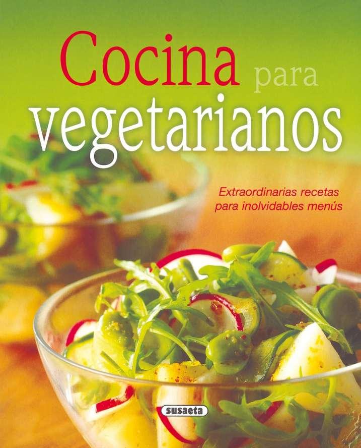 Cocina para vegetarianos