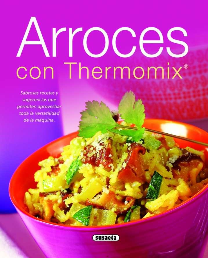 Arroces con Thermomix