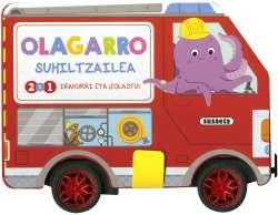 Olagarro suhiltzailea
