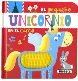 El pequeño unicornio en el...