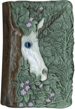 Cuaderno mágico de unicornio