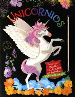 Unicornios. Dibujos para...
