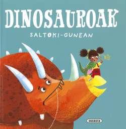 Dinosauroak saltoki-gunean