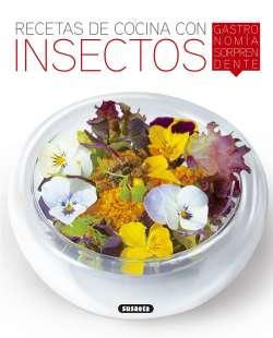 Recetas de cocina con insectos