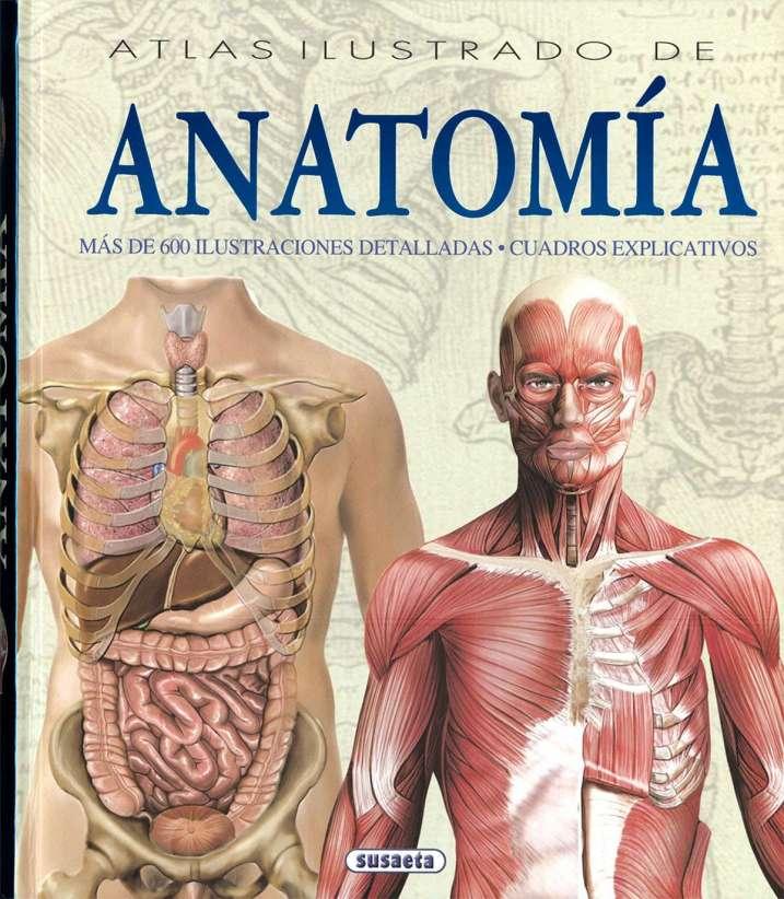 Anatomía | Editorial Susaeta - Venta de libros infantiles, venta de ...
