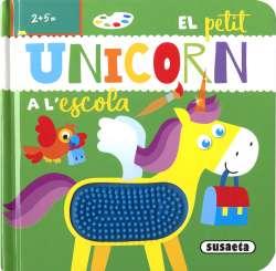 El petit unicorn a l'escola