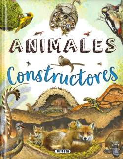 Animales constructores