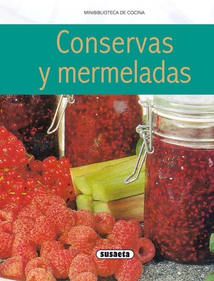 Conservas y mermeladas