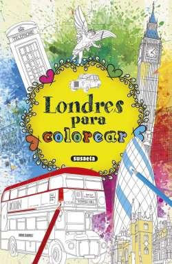 Londres para colorear