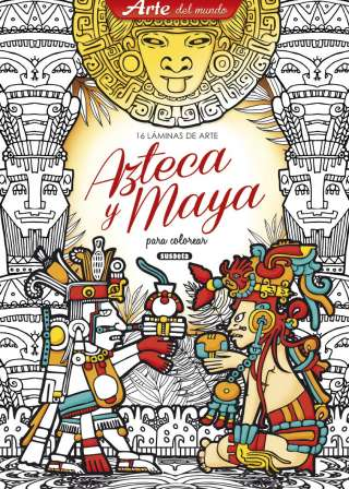 Láminas de arte azteca y...