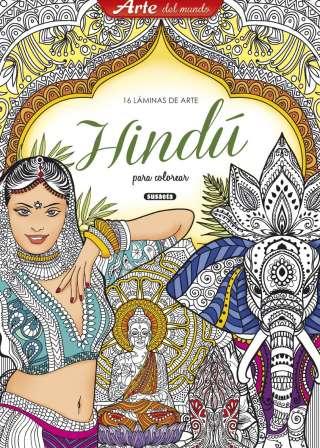 Láminas de arte hindú para...