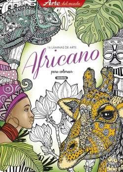 Láminas de arte africano...