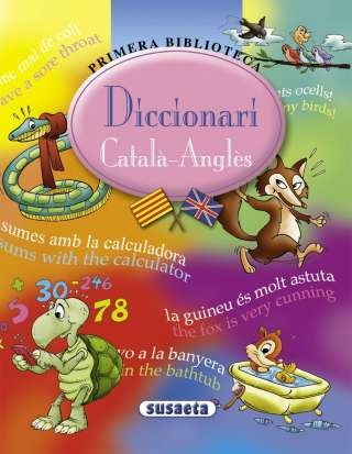 Diccionari catala-angles