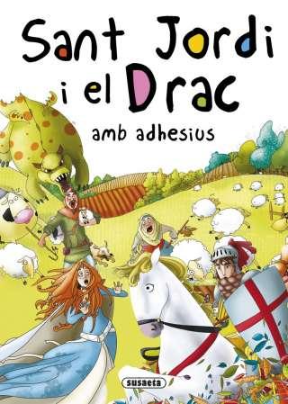 Sant Jordi i el Drac amb...