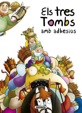 Els tres Tambs amb adhesius