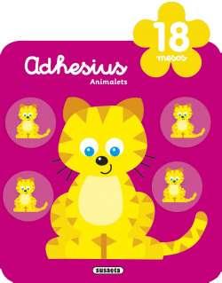 Adhesius animalets