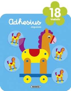 Adhesius joguines