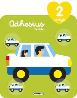 Adhesius vehicles 2 anys