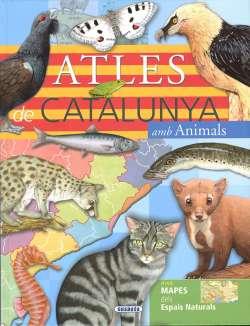 Atles de Catalunya amb animals
