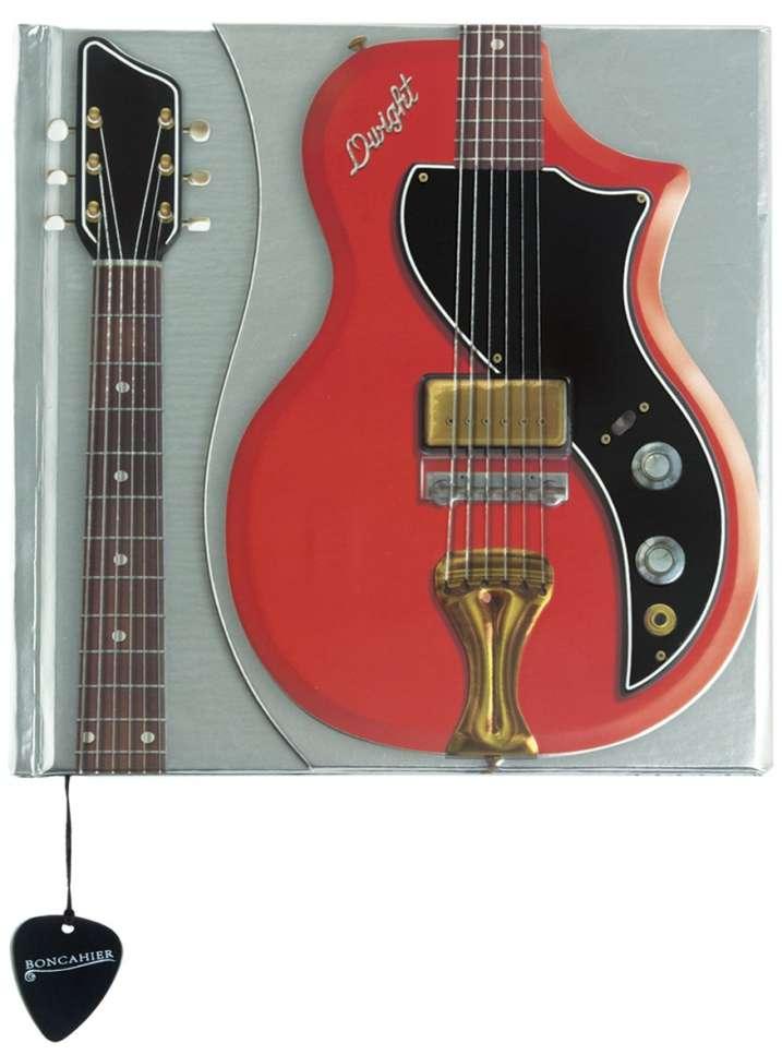 Guitars. Dwight Vaco Supro