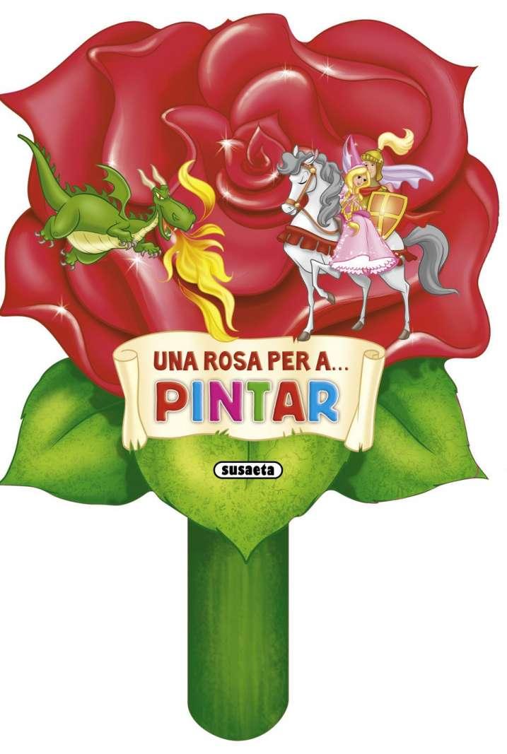 Una rosa per a... pintar