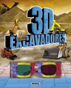 Excavadores 3D