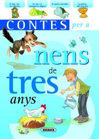 Contes per a nens de tres anys