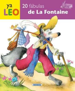 20 fábulas de La Fontaine